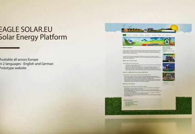 EAGLE Solar - Software Company Ltd