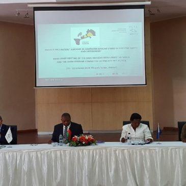 Свикана от ISTC, Мрежата на ядрените регулатори на ЮАОР се срещна в Малави, за да обсъди ядрената безопасност и защитните мерки