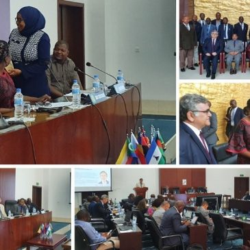 ISTC and SADC Secretariat convene a Workshop on Nuclear Safety and Nuclear Transportation Safeguards