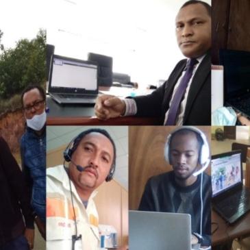 Мадагаскар се присъединява към ITS по проект на ЕС MC 5.01 15B, свързване на  вътрешния и морския мониторинг на доставките