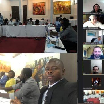 С онлайн обучението на експерти от Мозамбик завършва внедряването на ITS в осем държави от Южна Африка